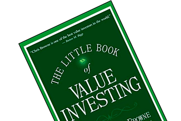 "Boganmeldelse af Christopher Brownes ""The Little Book of Value Investing"""
