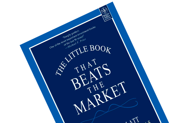 "Boganmeldelse af Joel Greenblatts ""The Little Book that Beats the Market"""