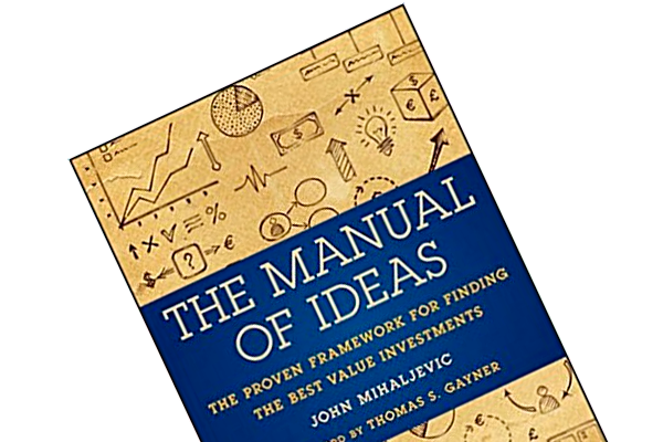 "Boganmeldelse af John Mihaljevic' ""The Manual of Ideas"""