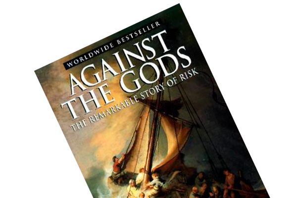 "Boganmeldelse af Peter Bernsteins ""Against the Gods: The Remarkable Story of Risk"""