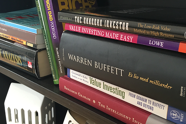 Lektioner fra 20 investeringsbøger, del I: Mindsettet