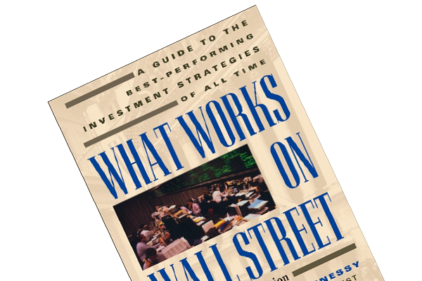 "Boganmeldelse af James O'Shaughnessys ""What Works on Wall Street"""