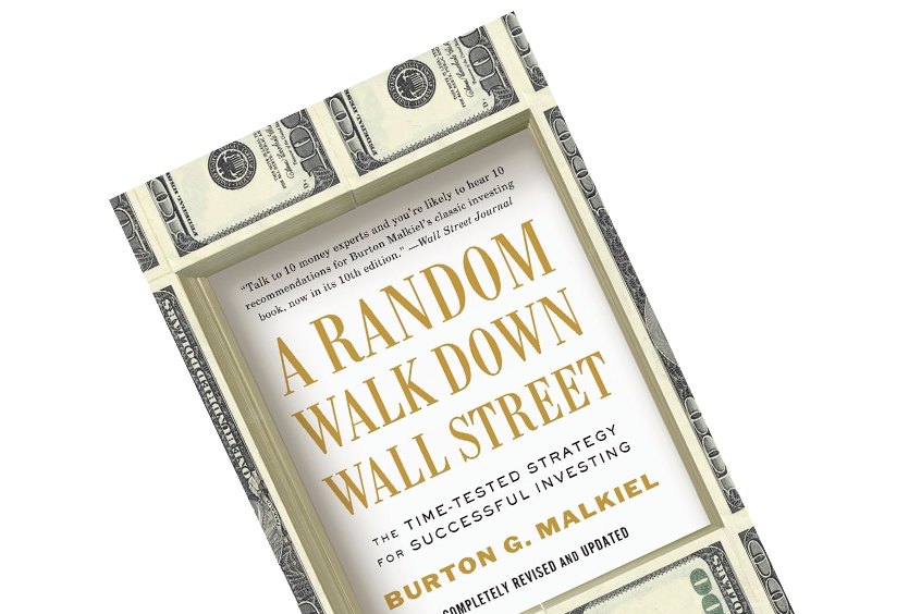 A Random Walk Down Wall Street The Time Tested Strategy For Successful Investing By Burton Malkiel