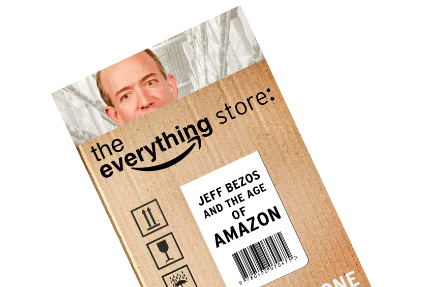 "Boganmeldelse af Brad Stones ""The Everything Store: Jeff Bezos and the Age of Amazon"""