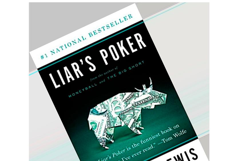 """Boganmeldelse af Michael Lewis' """"Liar's Poker"""""""