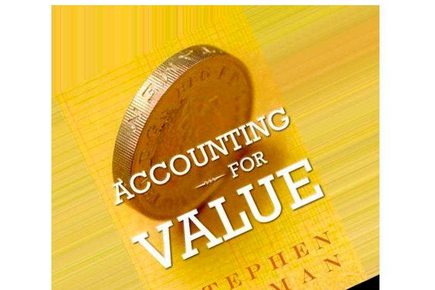 """Boganmeldelse af """"Accounting For Value"""""""