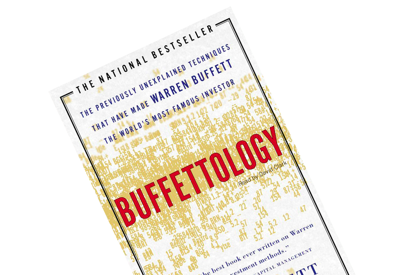 "Book summary of ""Buffettology: The Previously Unexplained Techniques That Have Made Warren Buffett The World's Most Famous Investor"""